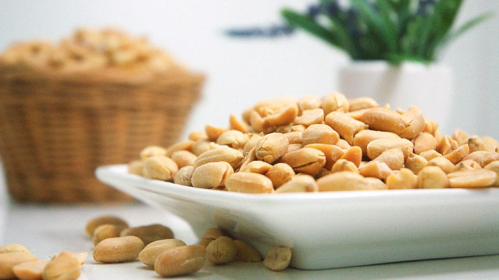 Что содержит в себе арахис?