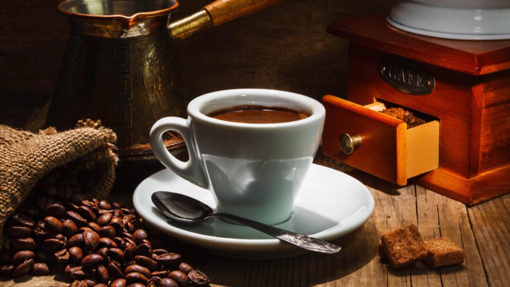 Кофе с миндалём как называется