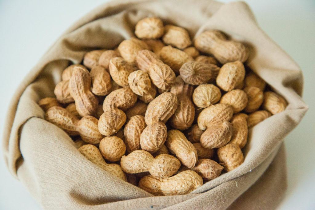 Что содержится в арахисе