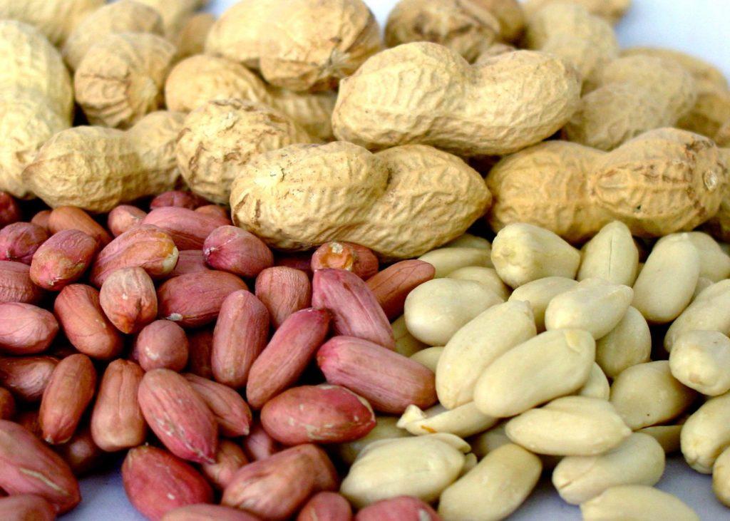Что полезнее - арахис или миндаль
