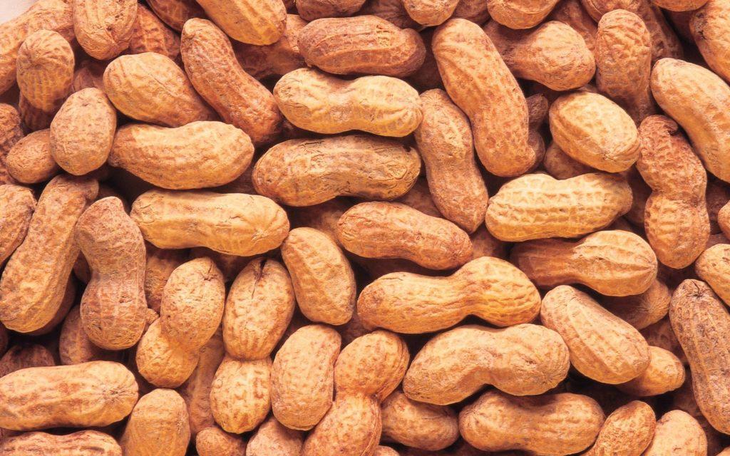 Что содержит арахис?